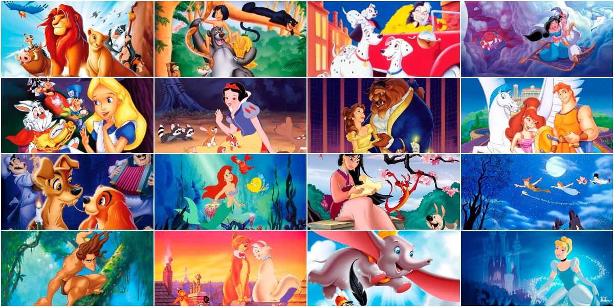 Las 20 Mejores Películas De Disney De Todos Los Tiempos Etapa Infantil