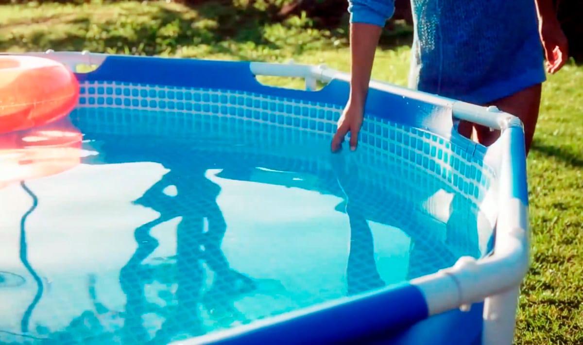10 piscinas desmontables baratas para disfrutar con tus hijos