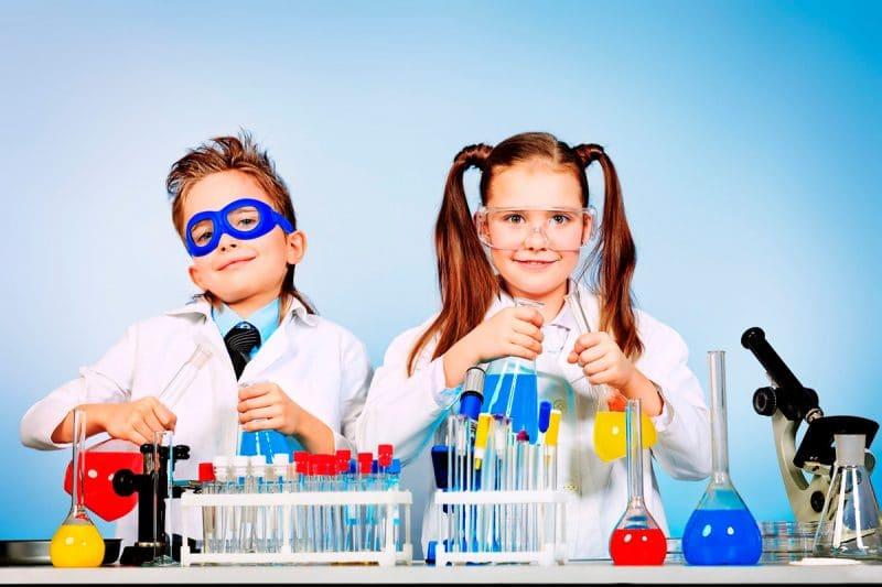 ciencia niños