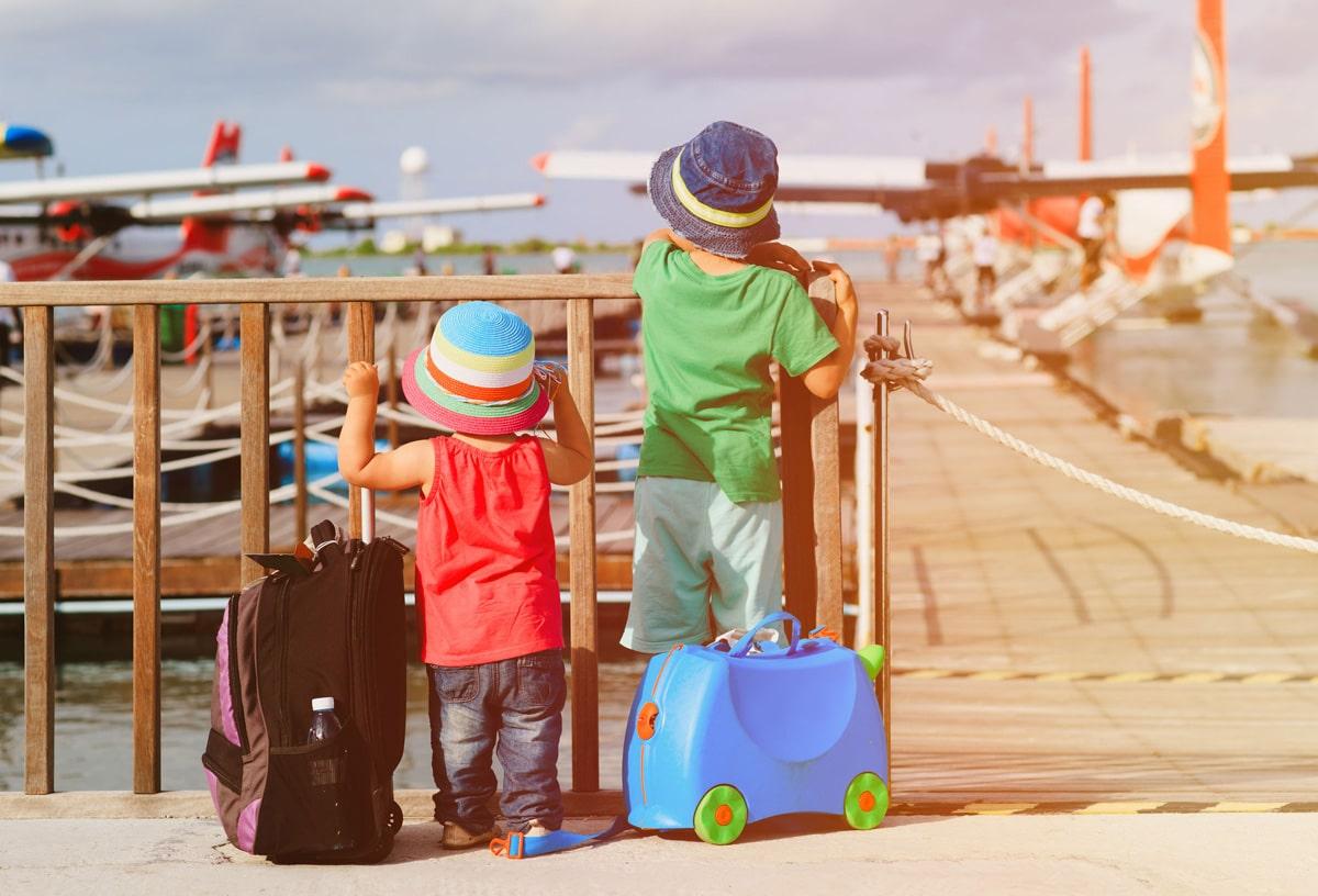 Los 5 mejores seguros de viajes para familias