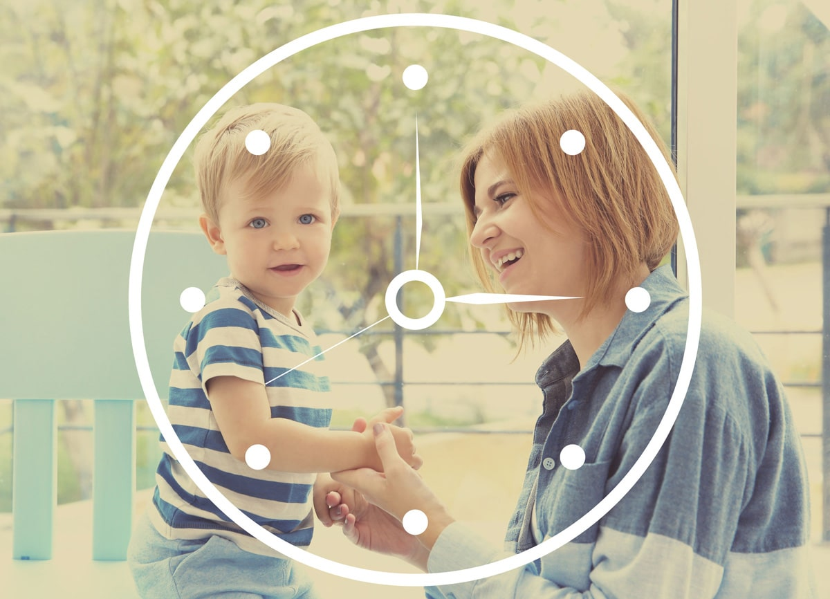 La técnica del reloj, un recurso excelente para trabajar la conducta infantil