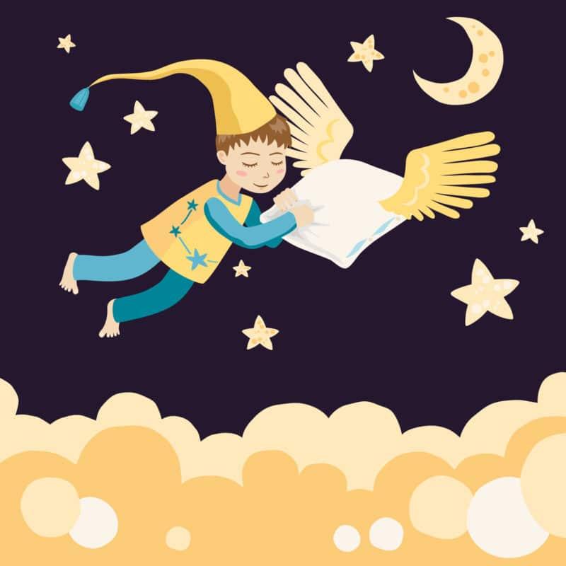 Cuento para dormir El niño de la luna