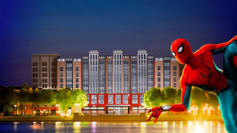 Disney Hotel New York - The Ar Marvel, en Chessy, Francia