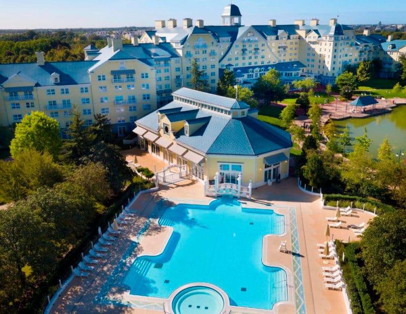 Hotel Disney Newport Bay Club, en Coupvray, Francia