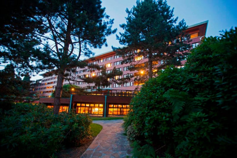 Hotel Disney Sequoia Lodge, en Coupvray, Francia