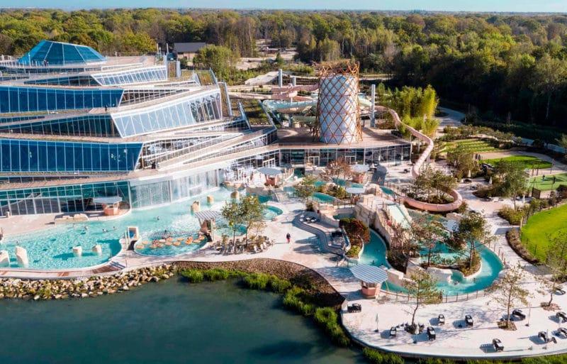 Hotel Villages Nature Paris, en Bailly-Romainvilliers, Francia