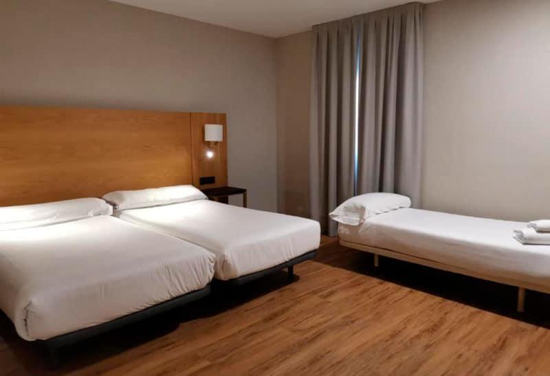 Hotel Zentral Mayoral, en Toledo