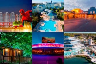 Hoteles Disneyland Paris