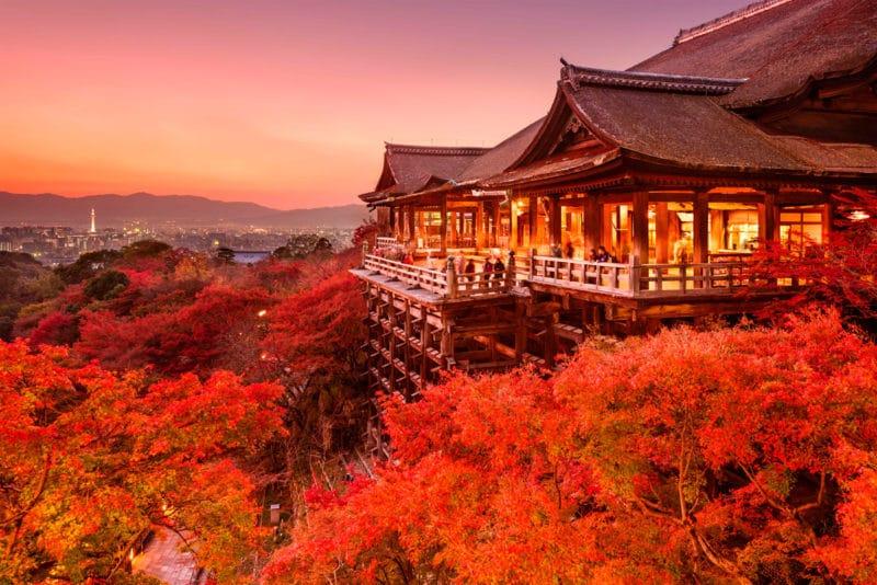 Viaje Japón niños