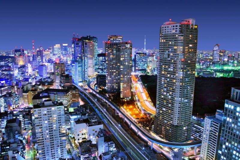 Minato-ku, Tokio, Japón