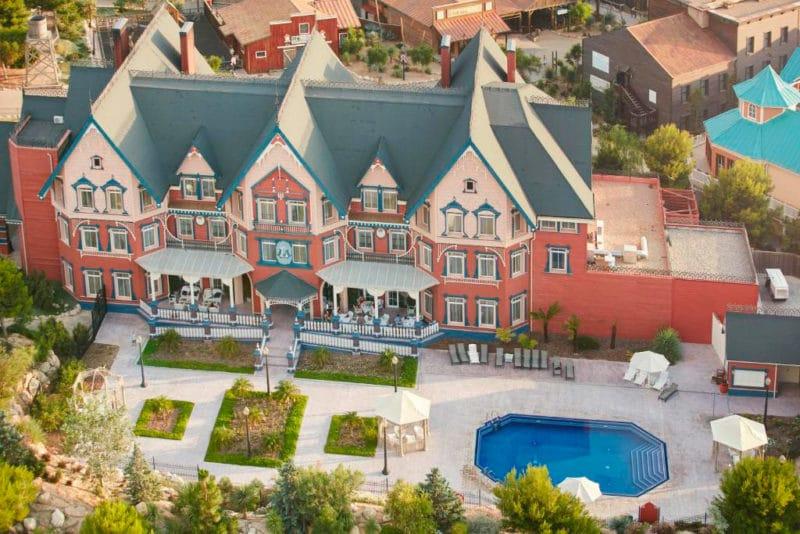 Portaventura Hotel Mansion de Lucy + entradas y Pase Express incluidos