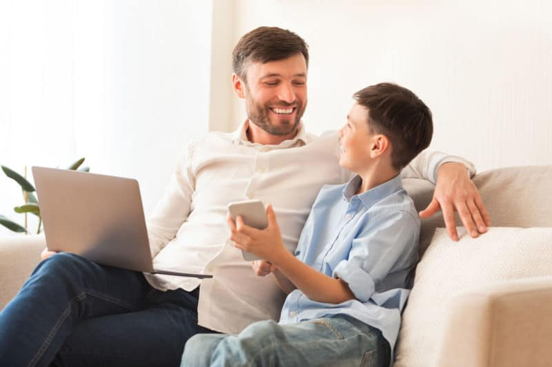 Restringir Internet niños