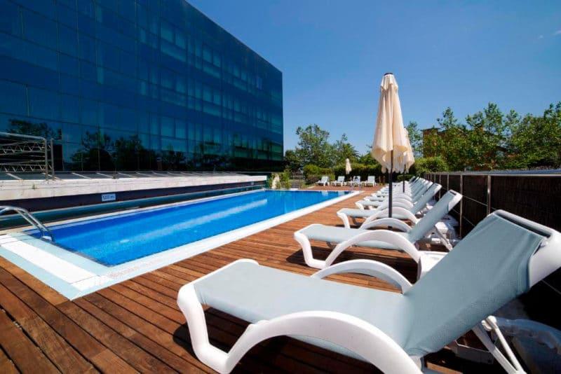 abba Playa Gijón Hotel, en Gijón