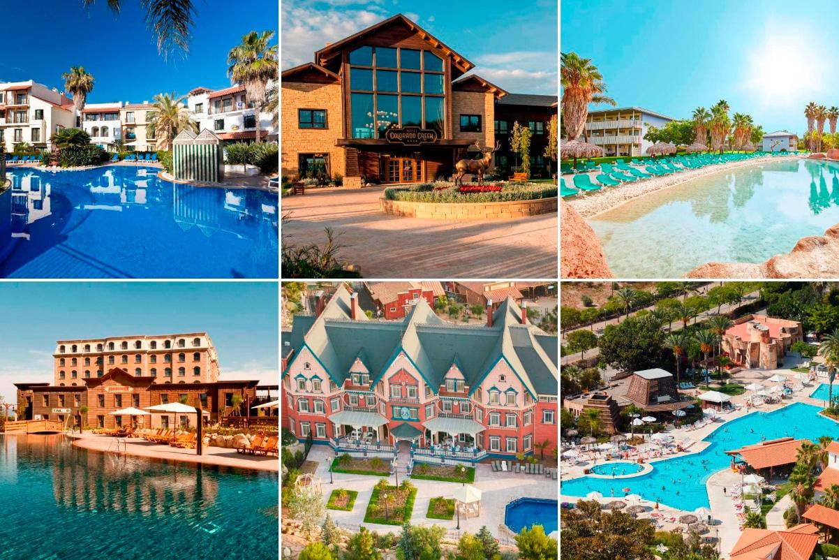 Hoteles en PortAventura con acceso ilimitado gratuito al parque temático