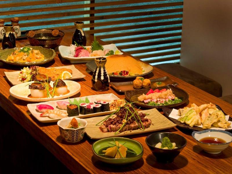 Sushi Japón restaurante