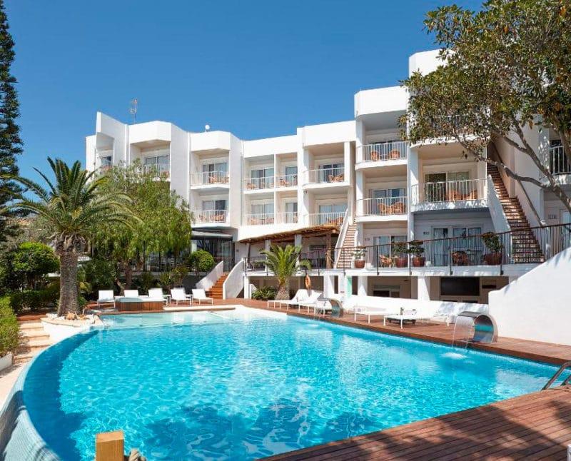 Apartamentos Castavi, en Es Pujols, Formentera