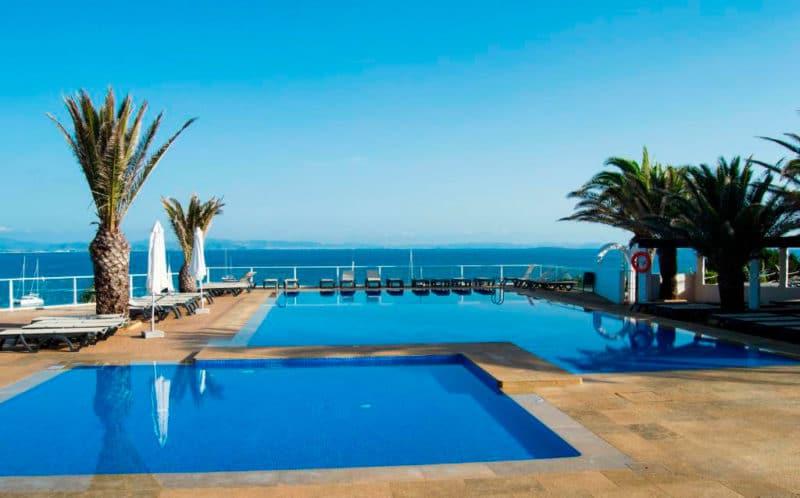 Hotel Club Sunway Punta Prima, en Es Pujols, Formentera