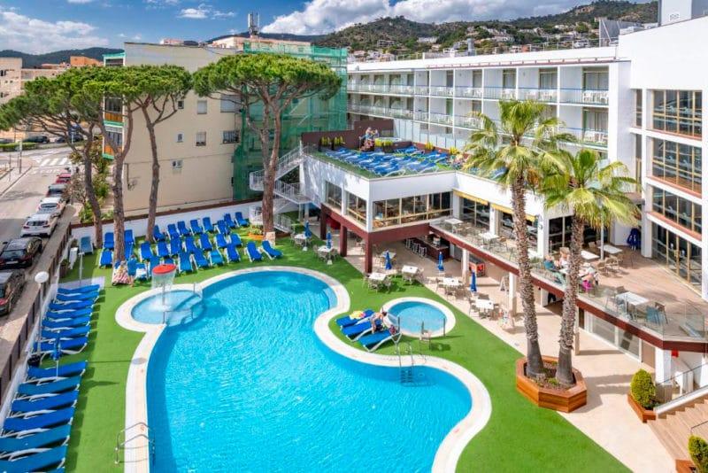 Hotel GHT Costa Brava & Spa, en Tossa de Mar