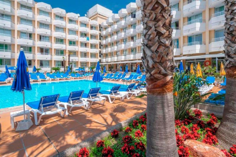 Hotel GHT Oasis Tossa & Spa, en Tossa de Mar