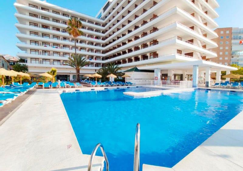 Hotel Gran Cervantes by BlueSea, en Torremolinos