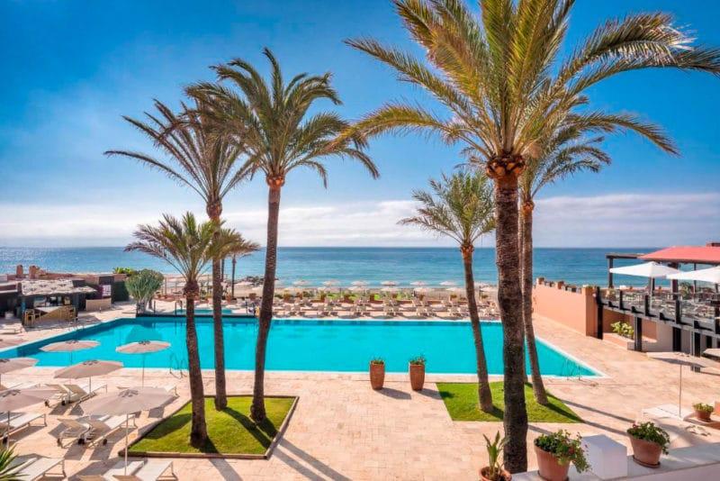 Hotel Guadalmina, en Marbella