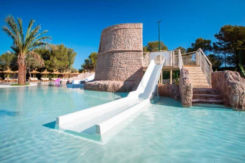 Hotel Insotel Club Maryland, en Playa de Migjorn, Formentera