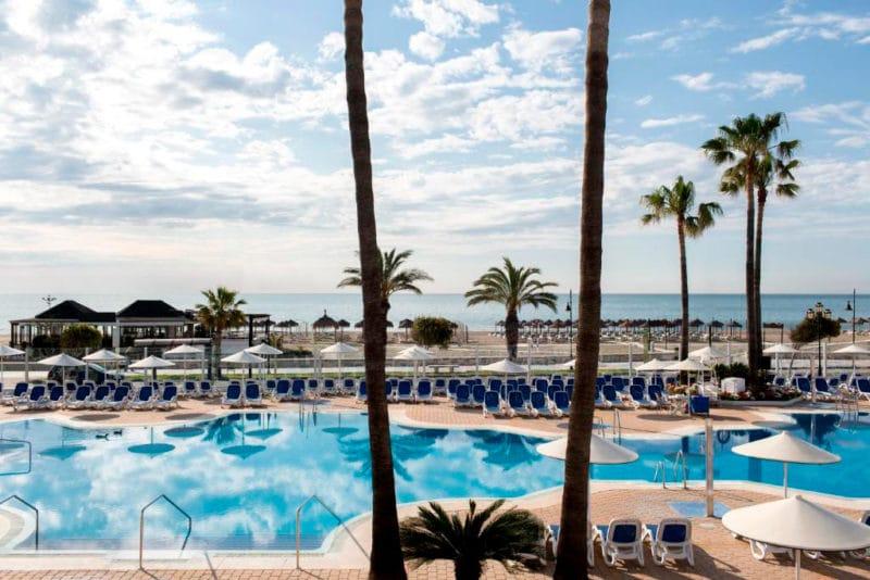 Hotel Occidental Torremolinos Playa, en Torremolinos