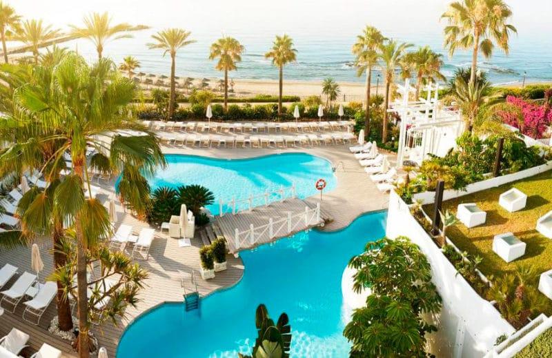 Hotel Puente Romano Beach Resort, en Marbella