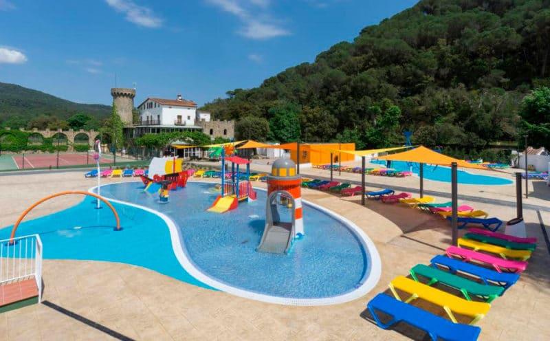 Hotel San Eloy, en Tossa de Mar