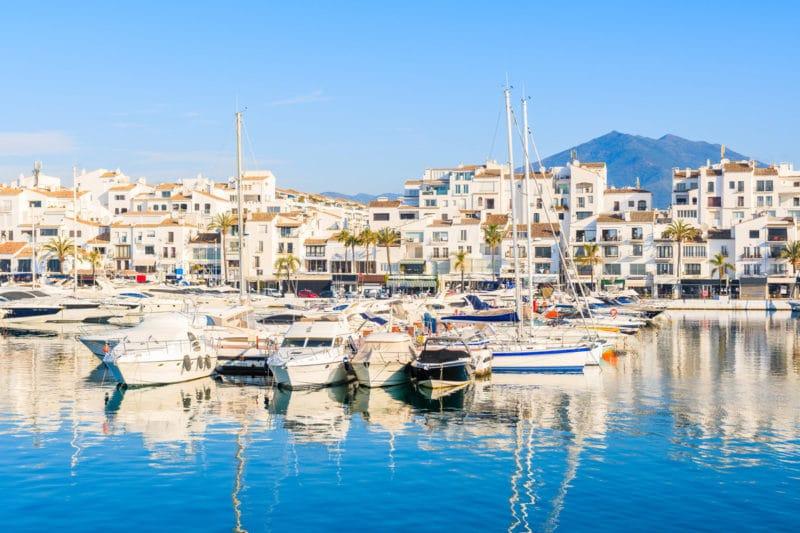 Hoteles en Marbella