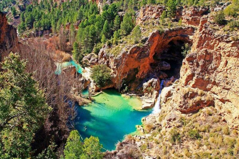 Río Cabriel, en Cuenca