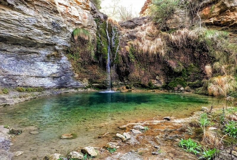 Río Mijares, en Castellón