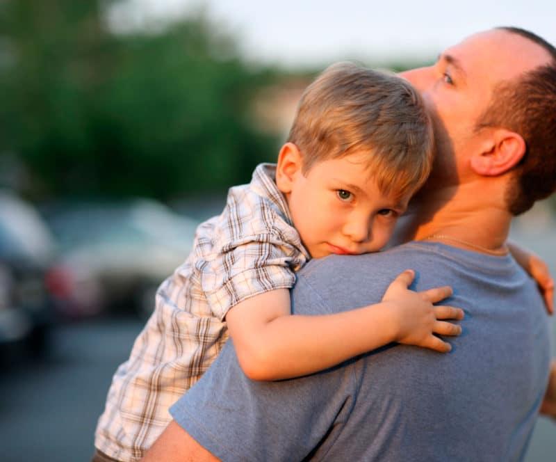 abrazos educan mejor castigos