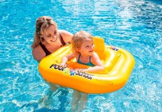 flotador bebe
