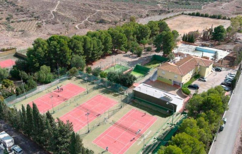 Camping Albox, en Albox, Almeria