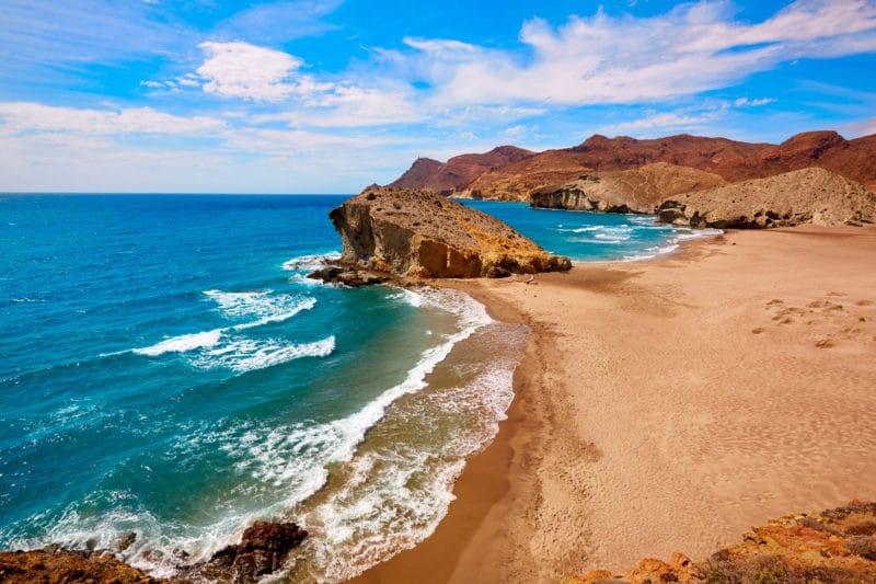 Campings en Almería para ir con niños