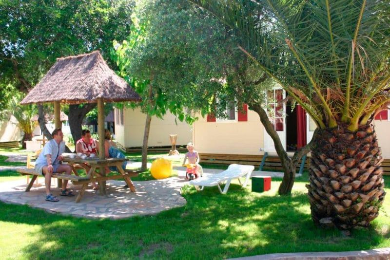 Camping & Resort La Torre del Sol, en Mont-roig del Camp, Tarragona