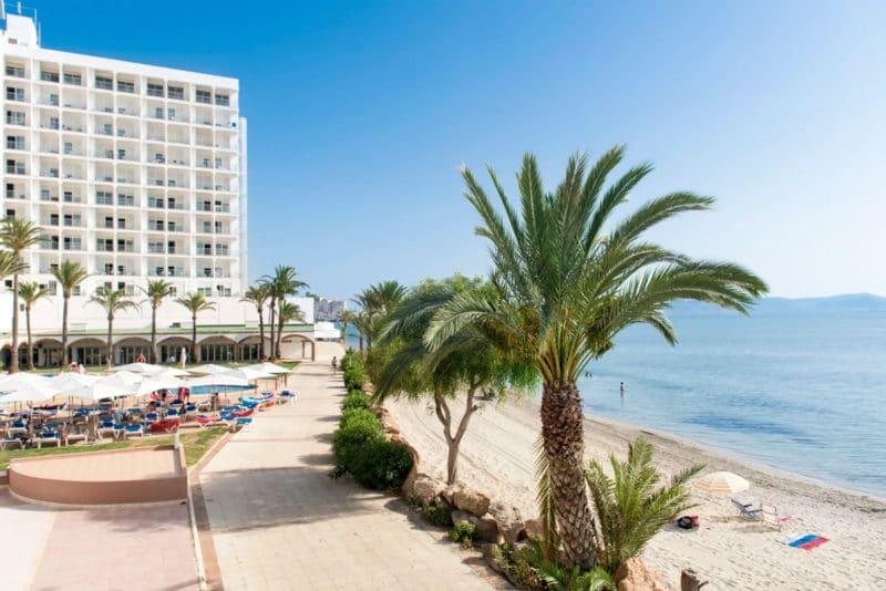 Hotel AluaSun Doblemar, en La Manga, Murcia