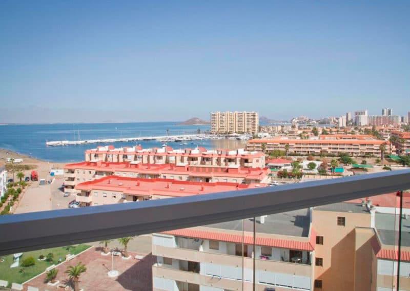 Hotel Las Gaviotas, en La Manga, Murcia