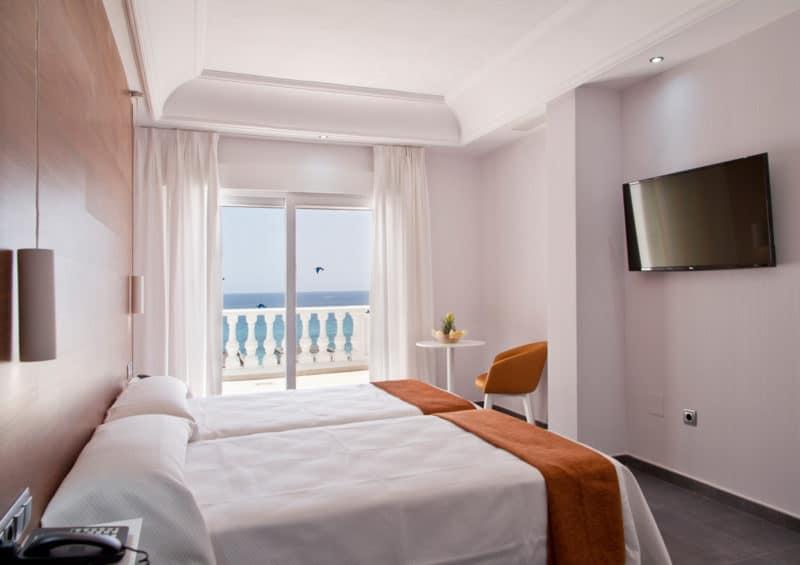 Hotel Los Delfines, en La Manga, Murcia
