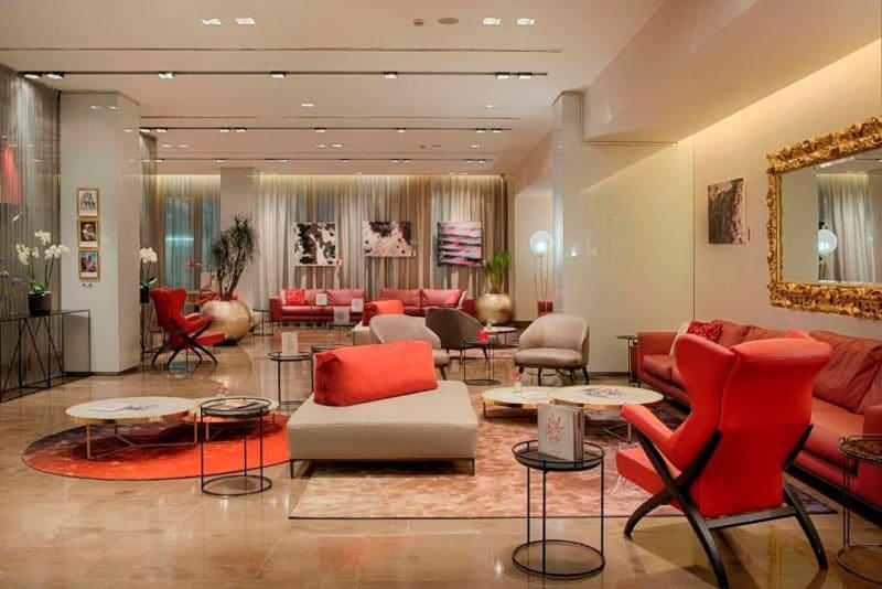 Hotel NH Collection Milano President, en Milán, Italia