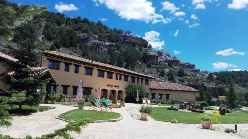 Hotel Rural SPA La Senda de los Caracoles, en Grado del Pico, Segovia