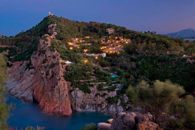 Hotel Sigillum Cala Moresca At Arbatax Park, en Arbatax, Cerdeña, Italia