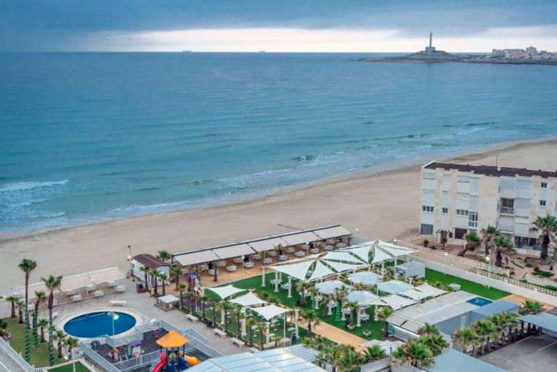 Hotel & Spa Entremares, en La Manga, Murcia