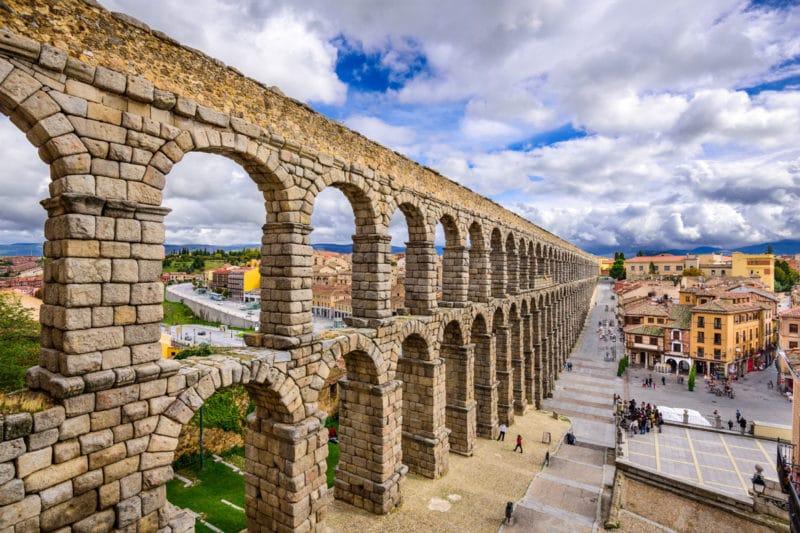 Hoteles en Segovia con niños