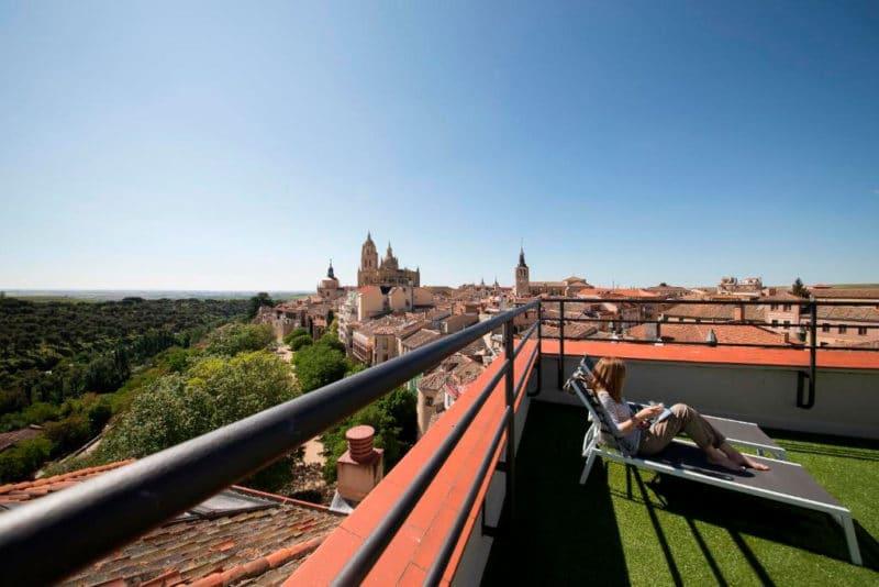 Real Segovia Hotel