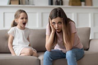 calmar niños