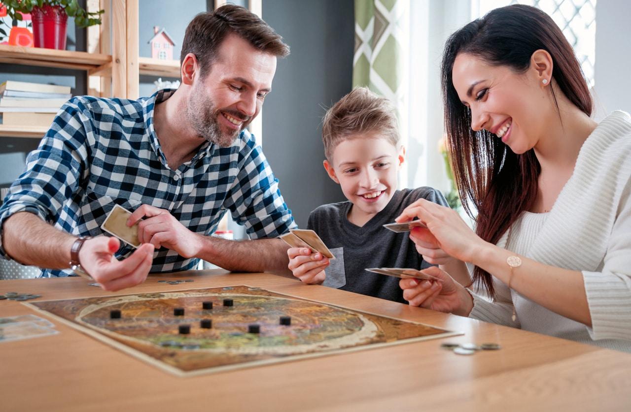 20 juegos de mesa educativos perfectos para los más pequeños de casa