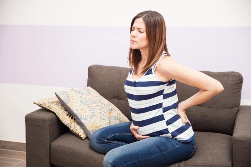 molestias comunes embarazo