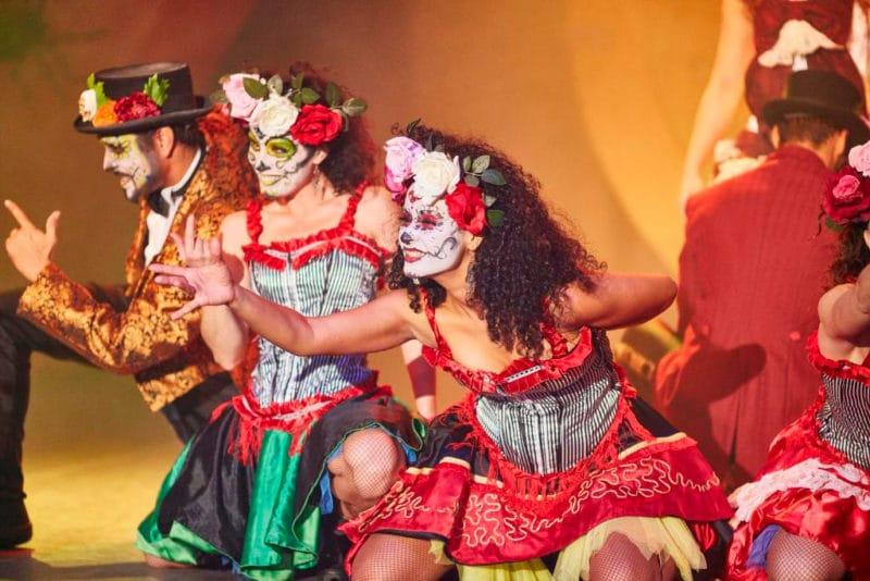 Espectáculos Halloween PortAventura Hotel Gold River